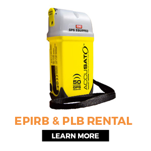 EPIRB and PLB Rental