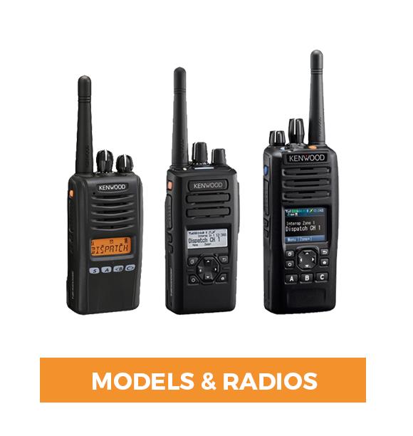 models & radios